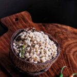 Narkel Ghonto - Coconut recipe